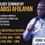 End-times Teaching with Dr Bisi