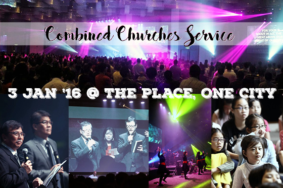 2016 New Life Combined Churches Service
