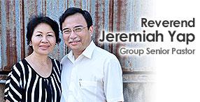 Dr Rev Jeremiah Yap